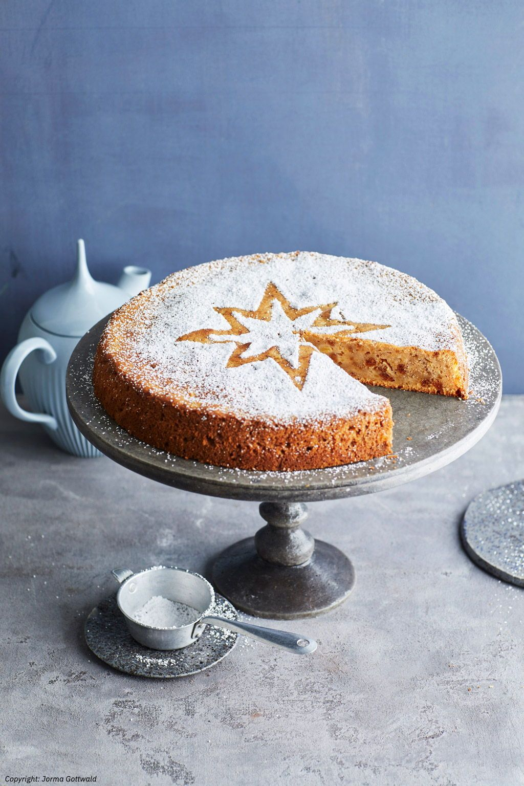 Supersaftiger lauwarmer Weihnachts-Angeber-Kuchen von Dolce-Vita | Chefkoch