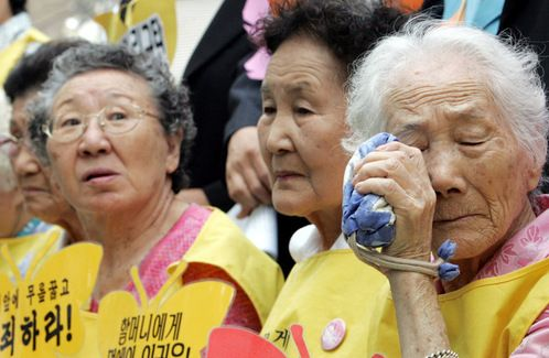 Anyone Can Understand That The System Of Comfort Women Was
