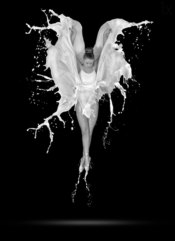 цветок балерина ангел картинки заметить, что