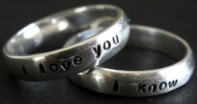 anillos de promesa te amo                                                                                                                                                                                 Más