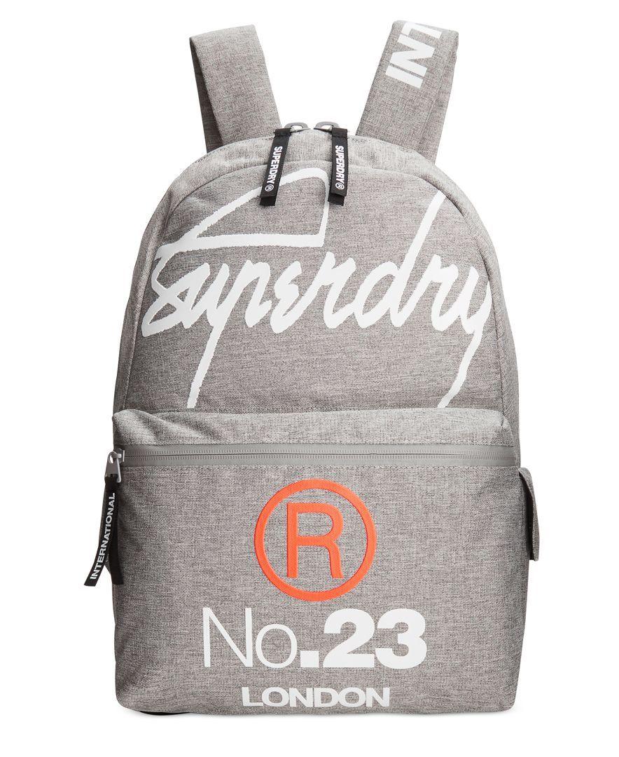 026e57bd990 Superdry Men's International Montana Backpack | Superdry | Superdry ...
