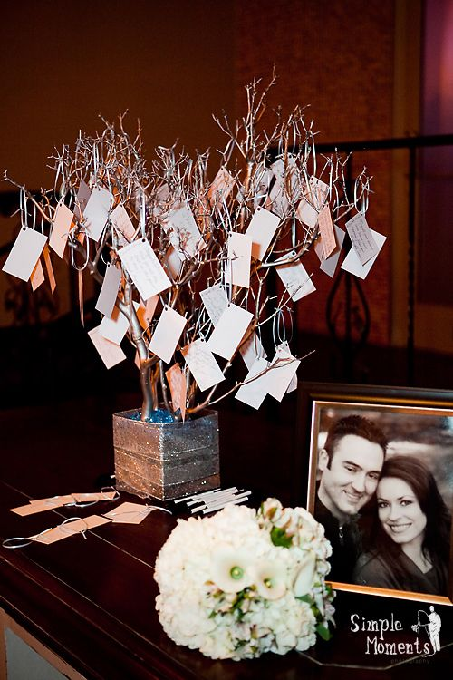 wishing tree ideas for your reception engagement wedding