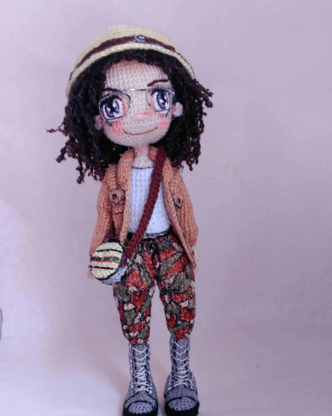Engrydolls #amigurumi #artesania #crochetdolls #crochet #juguetes ...