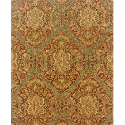 Meridian Rugmakers Aragon Hand Tufted Blue Grown Area Rug Size Runner 2