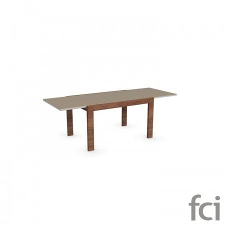 Vero Rectangular Extending Table By Calligaris Contemporary Dining Table Dining Table Extending Table
