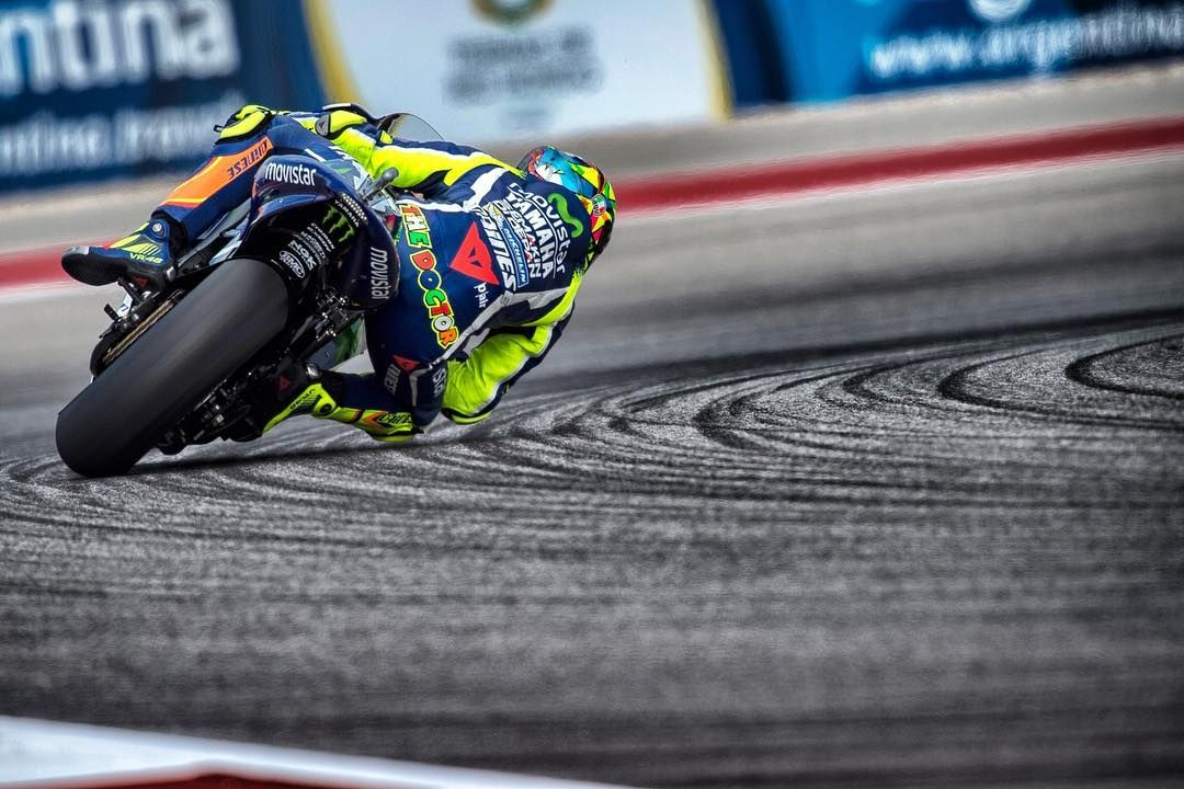 #ValentinoRossi Valentino Rossi: Circuit of the Americas,Austin Saturday,official practice  Marco Campelli