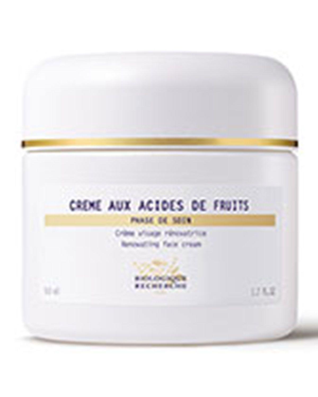 Biologique Recherche 1.7 oz. Creme Aux Acides De Fruits Exfoliating and Repairing Cream | Neiman Marcus