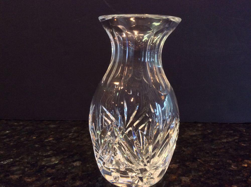 Waterford Irish Crystal Kincora Cut Crystal Bud Vase 5 Pinterest