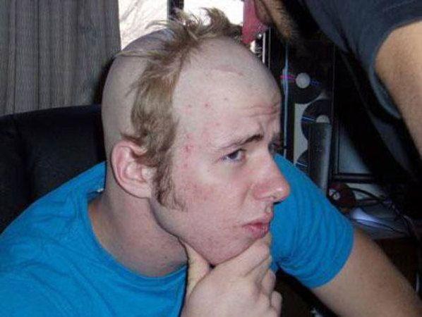 41++ Reverse mohawk haircut information