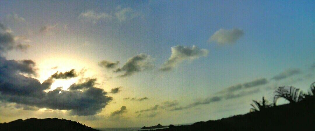 #sunset #stlucia #irieink #Caribbean