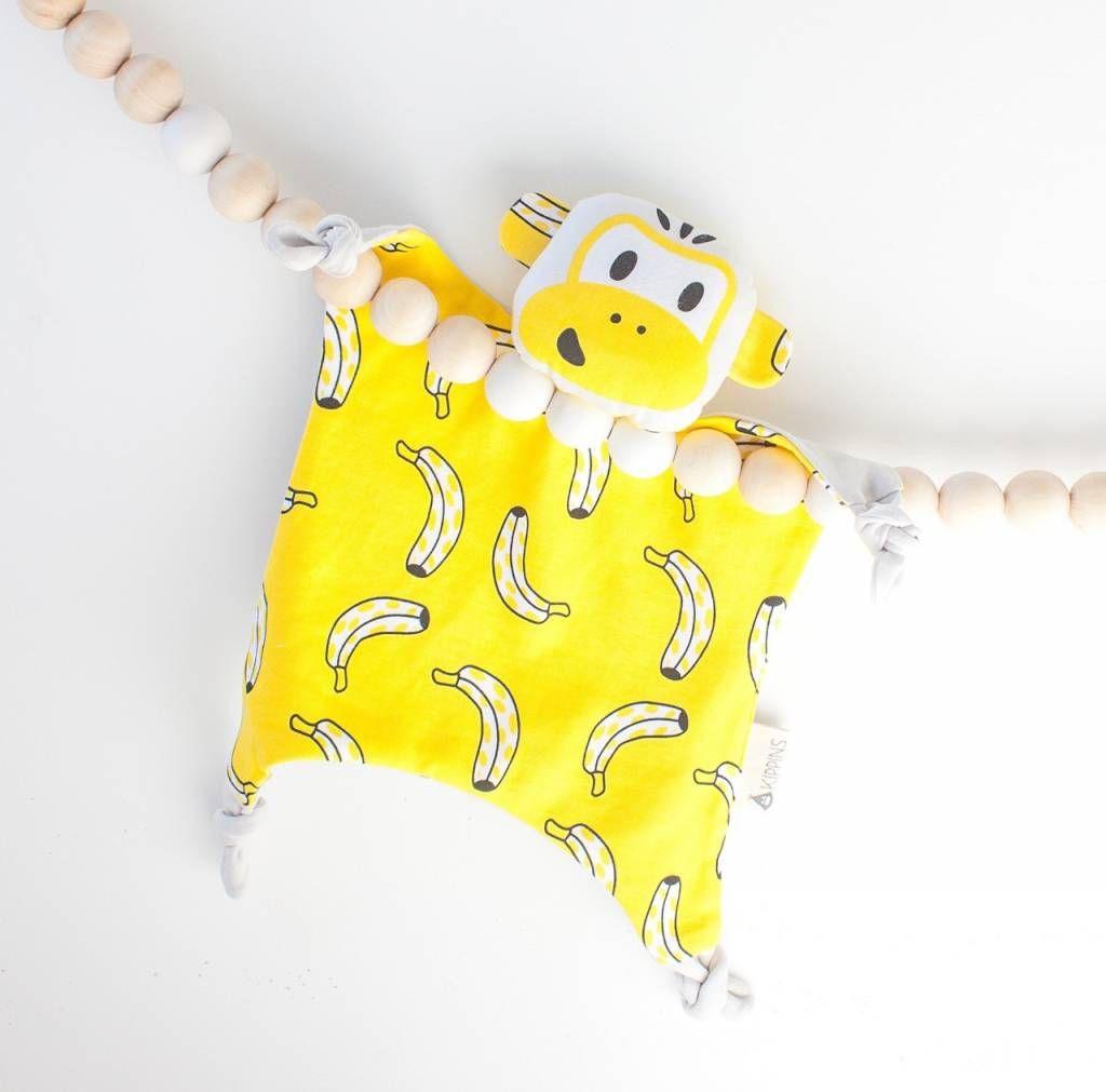 Super Cute Knuffeldoekje Van KIPPINS. Zijn Naam Is Splits. Hij Is De Enige  Met