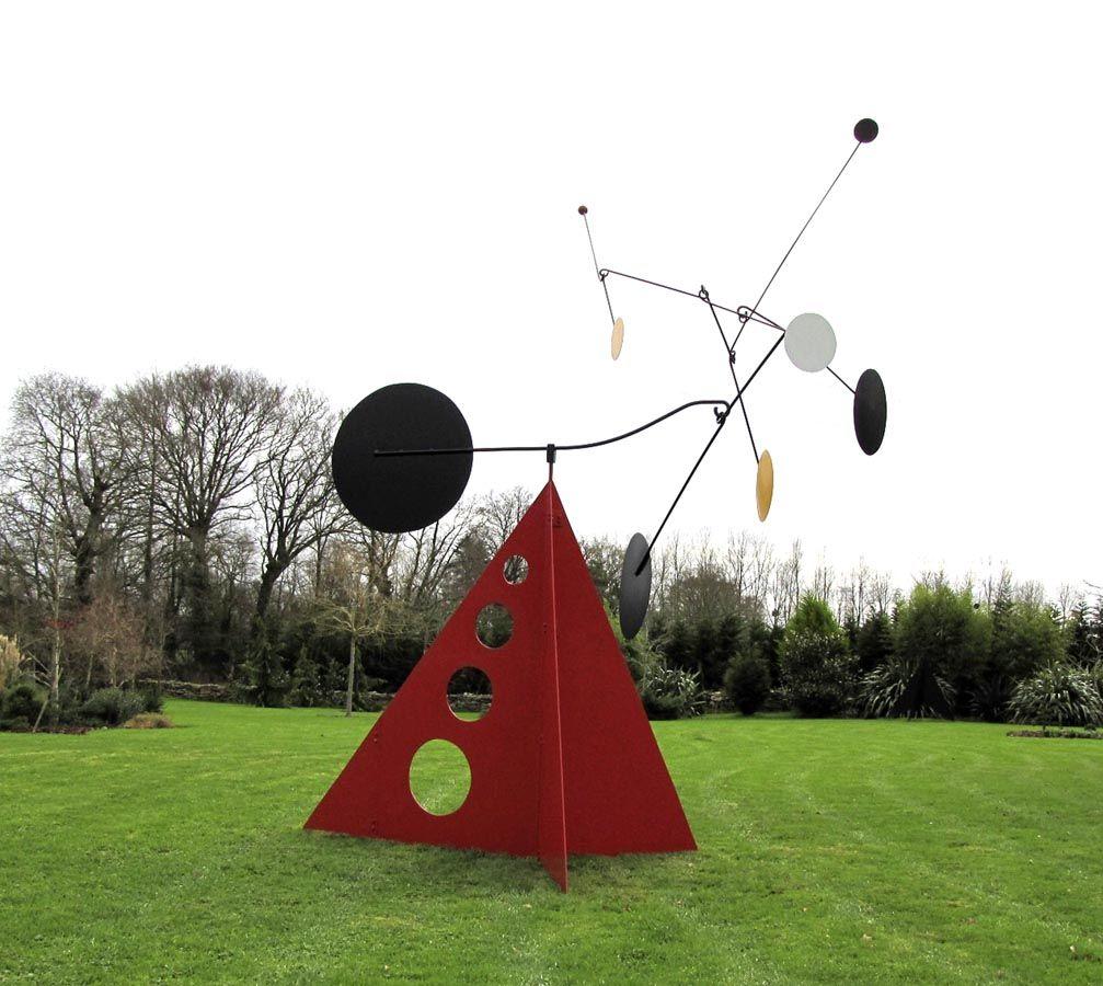 Sculpture Mobile Monyumentale Sculpture Jardin Sculpture Mobiles