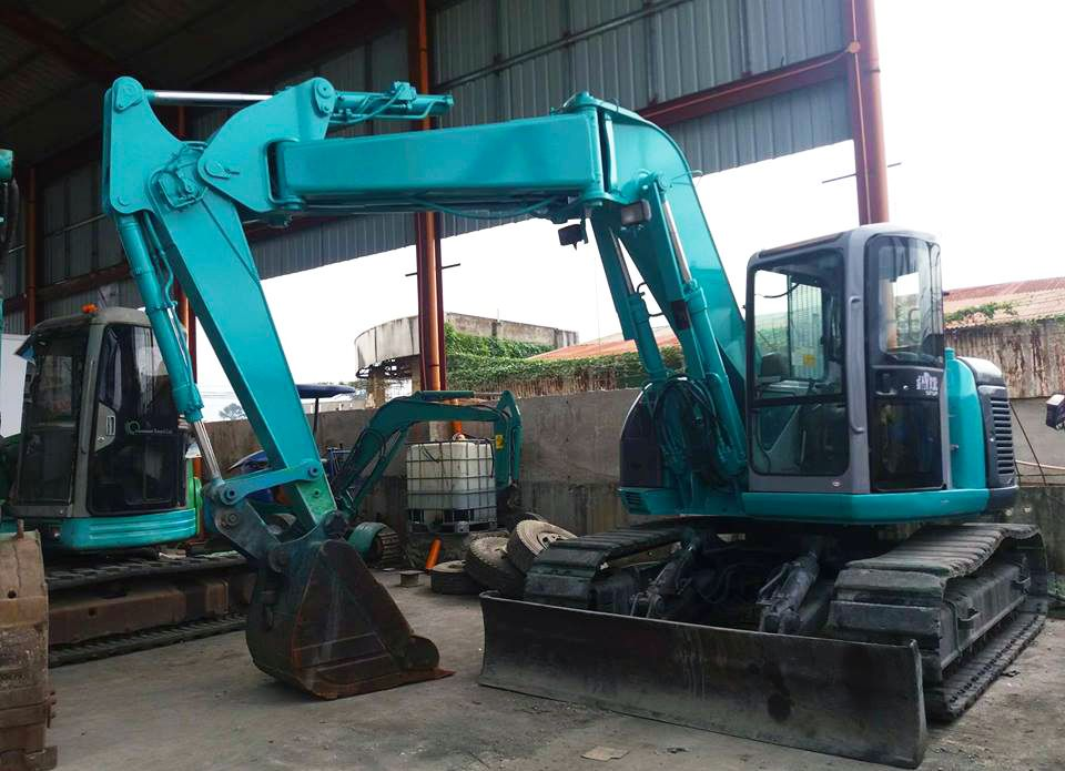 Japan Surplus Kobelco SK13OUR Hydraulic Excavator