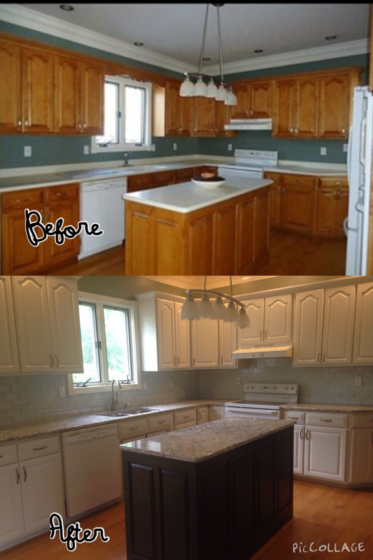 Average Cost For New Kitchen Cabinets Pin By Nicole Lewis On Kitchen Pinterest Kitchen
