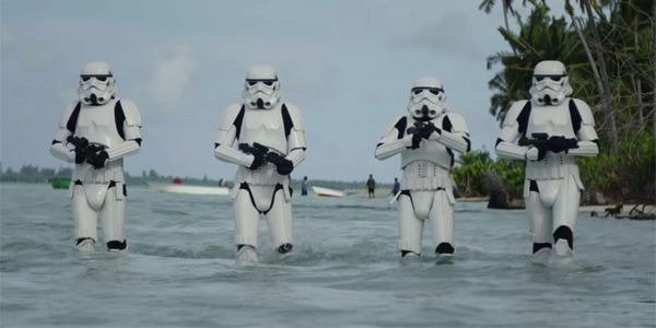 How The Rogue One Reshoots Affected The VFX Team