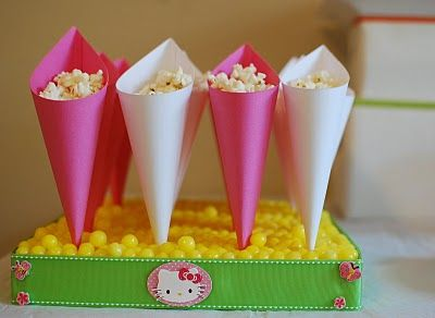 Hello kitty birthday party ideas - 6