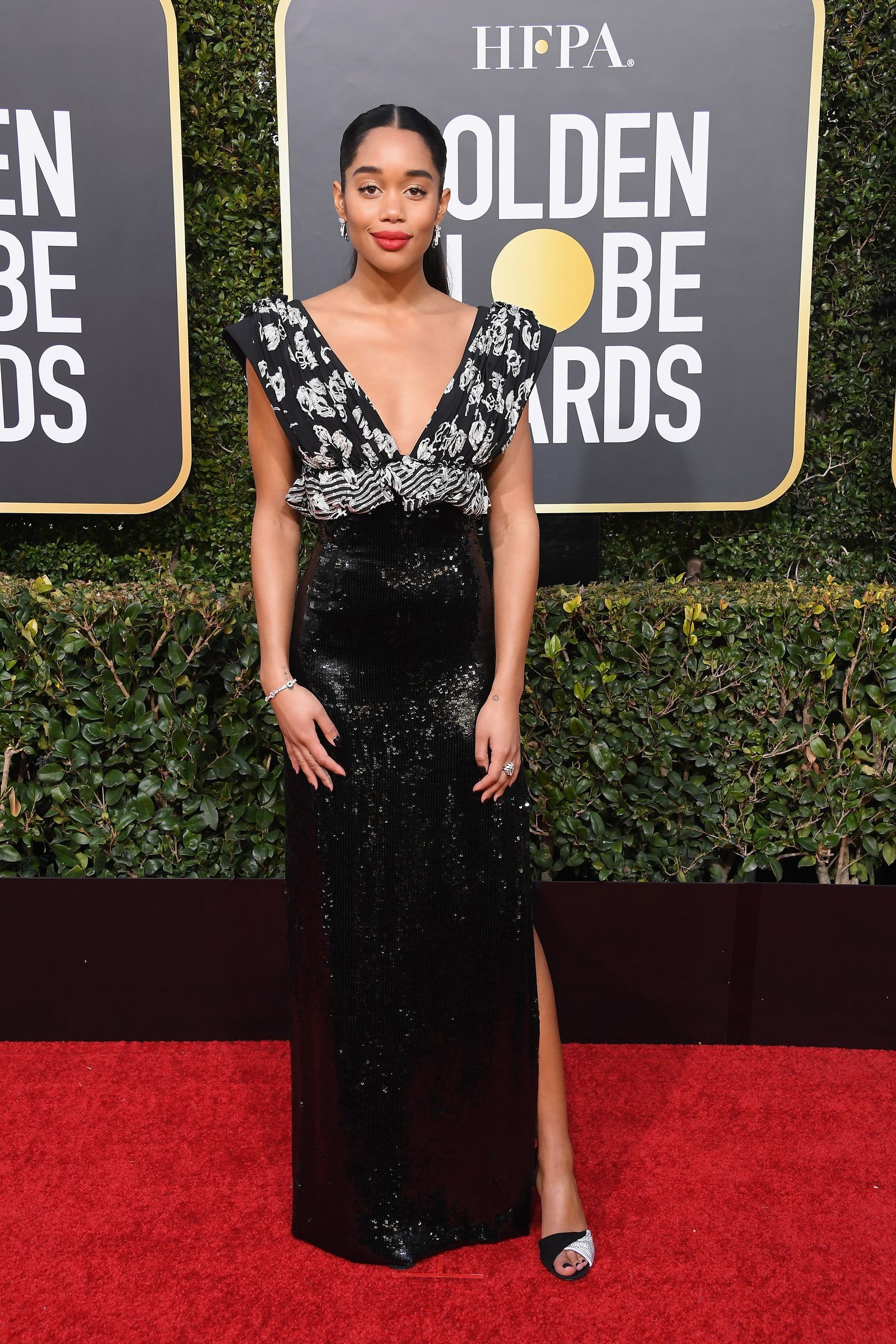 See All The Red Carpet Looks From The 2019 Golden Globes Nice Dresses Golden Globes Dresses Fashion Dresses