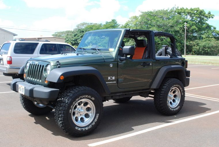 Anyone Running 305 70r17 W No Lift Jkowners Com Jeep Wrangler