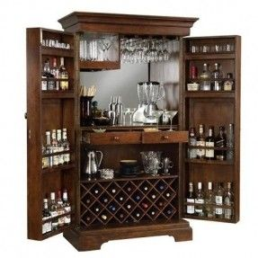 The Extreme Solution This Hide A Bar Wine Cabinet Is Huge Making It Perfect If You Need Plenty Of Space Home Bar Cabinet Home Bar Furniture Wine Bar Cabinet