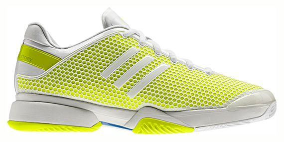 online store 70604 8f0a9 Stella McCartney x adidas Barricade - SneakerNews.com. Shoes For  TennisTennis ...