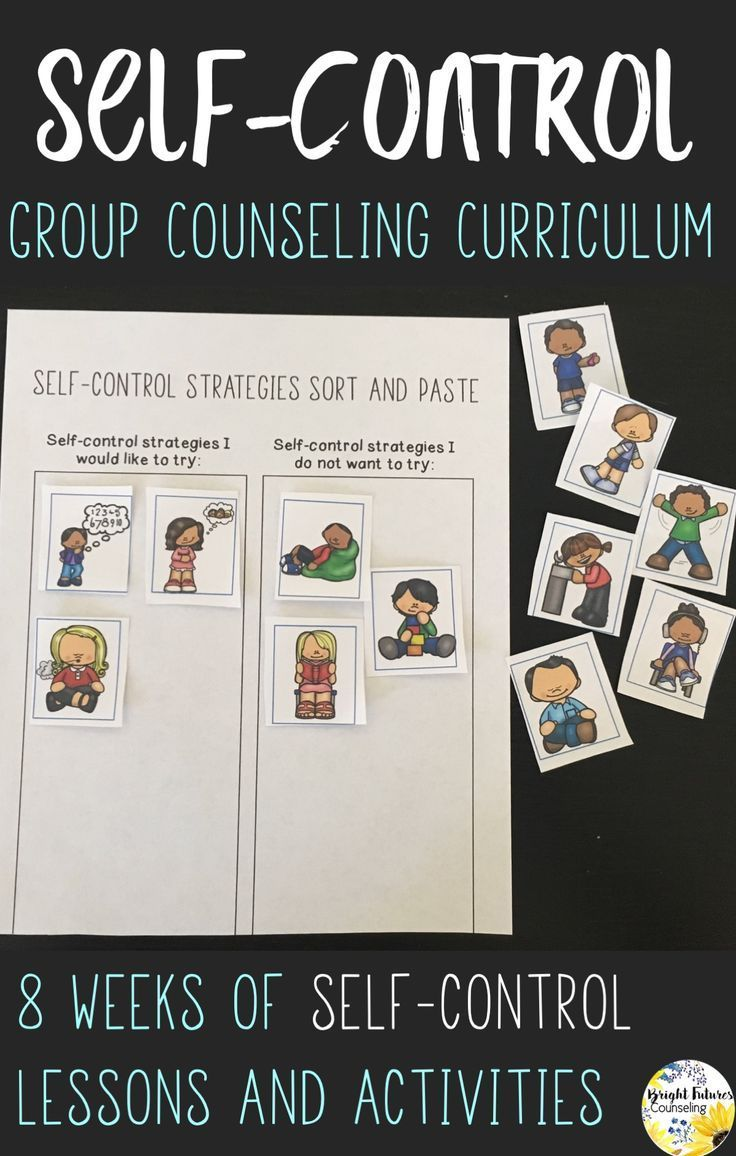 SelfControl Counseling Group Wiggle Worms School