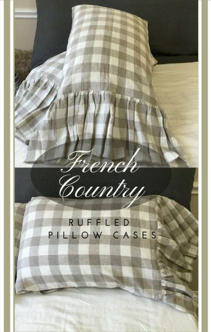 Photo of 66 Trendy Sewing Projects For The Home Curtains French Country