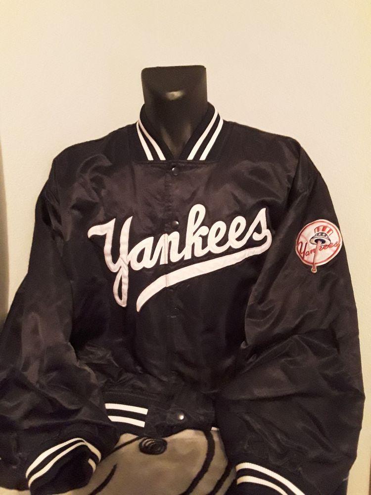 Majestic New York Yankees 2000 World Series Champion Jacket Size
