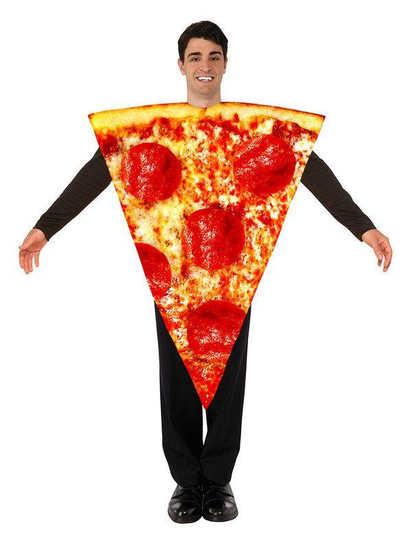 Adult Pizza Costume Pinterest Pizza costume, Wholesale halloween - food halloween costume ideas