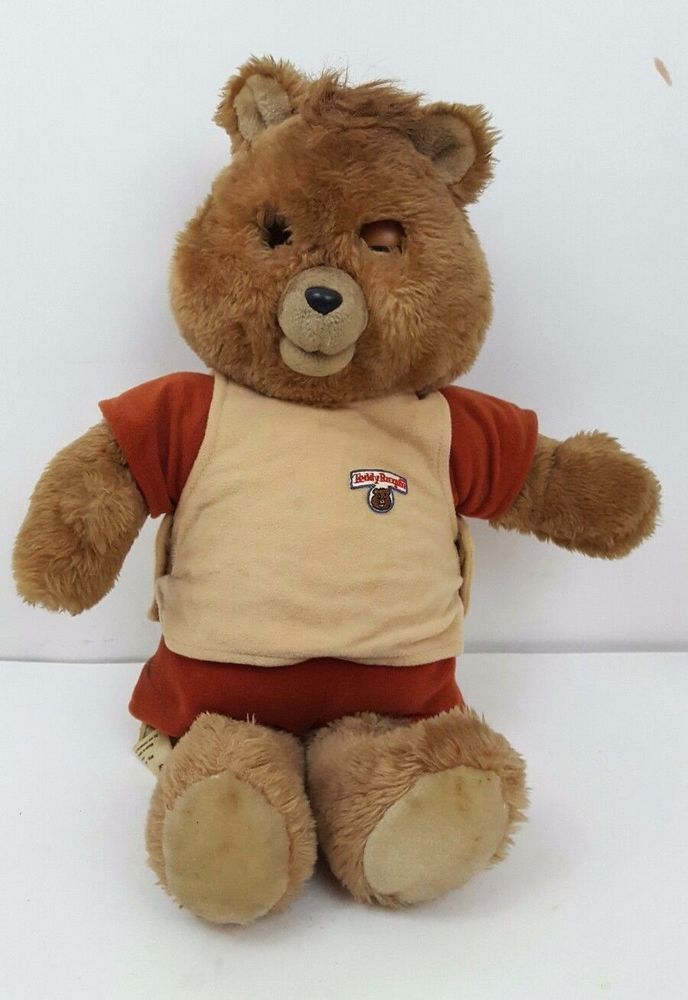6f9d1677b60 Vintage 80s Teddy Ruxpin As Is  TeddyRuxpin  AllOccasion
