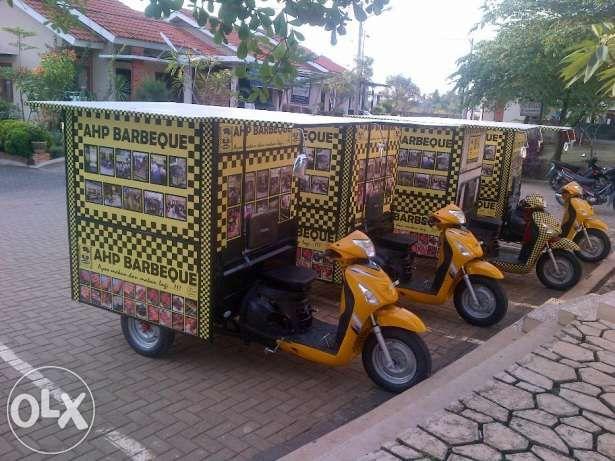 motor roda tiga modifikasi terpopuler