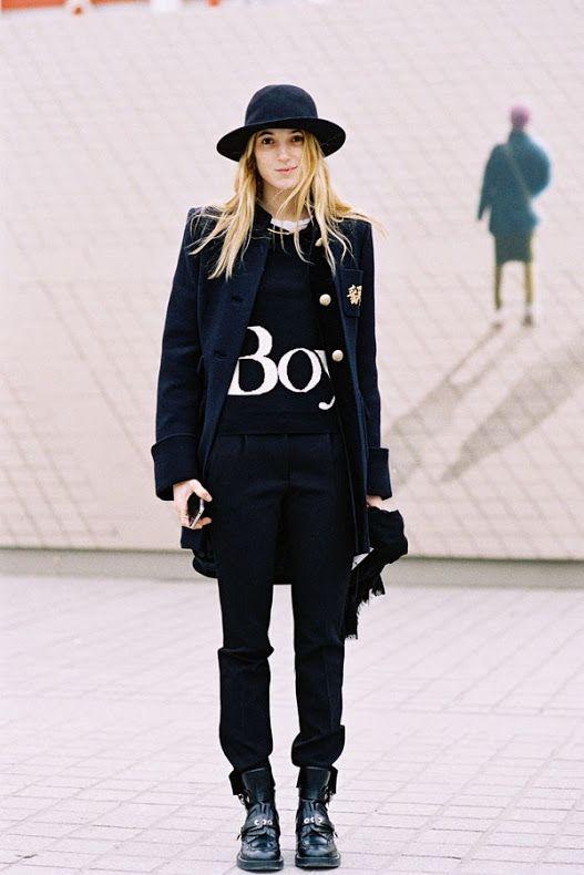 Vanessa Jackman: Paris Fashion Week AW 2013....Lolita
