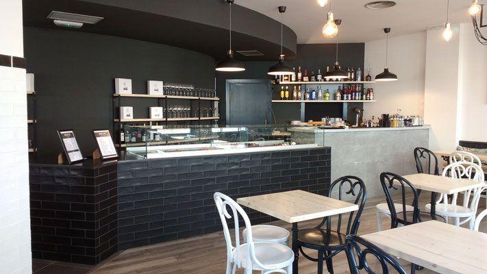 Cafetería Habaziro - estudio arl