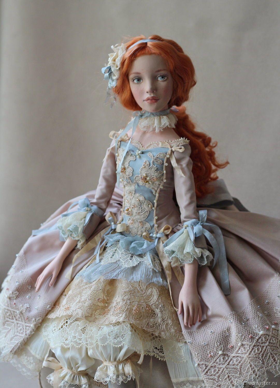 Куклы девушки ручной работы заработать моделью онлайн в болхов