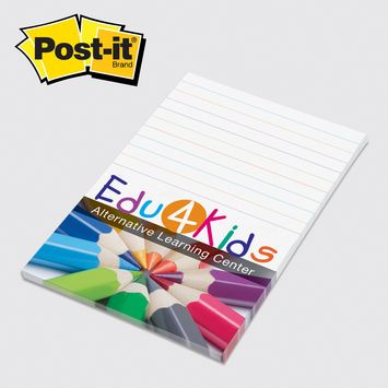 Post It Custom Printed Notes Full Color
