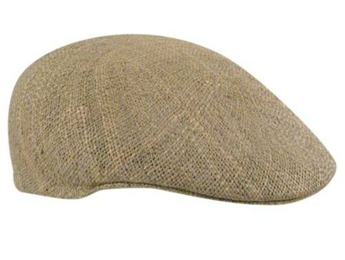 d6a643562e7 Straw Ascot Cap - Bill the Hatter The Straw Ascot has a hard shell with a  distinctly rounded back and a sewn-down bill. It s a summer favorite  because it ...