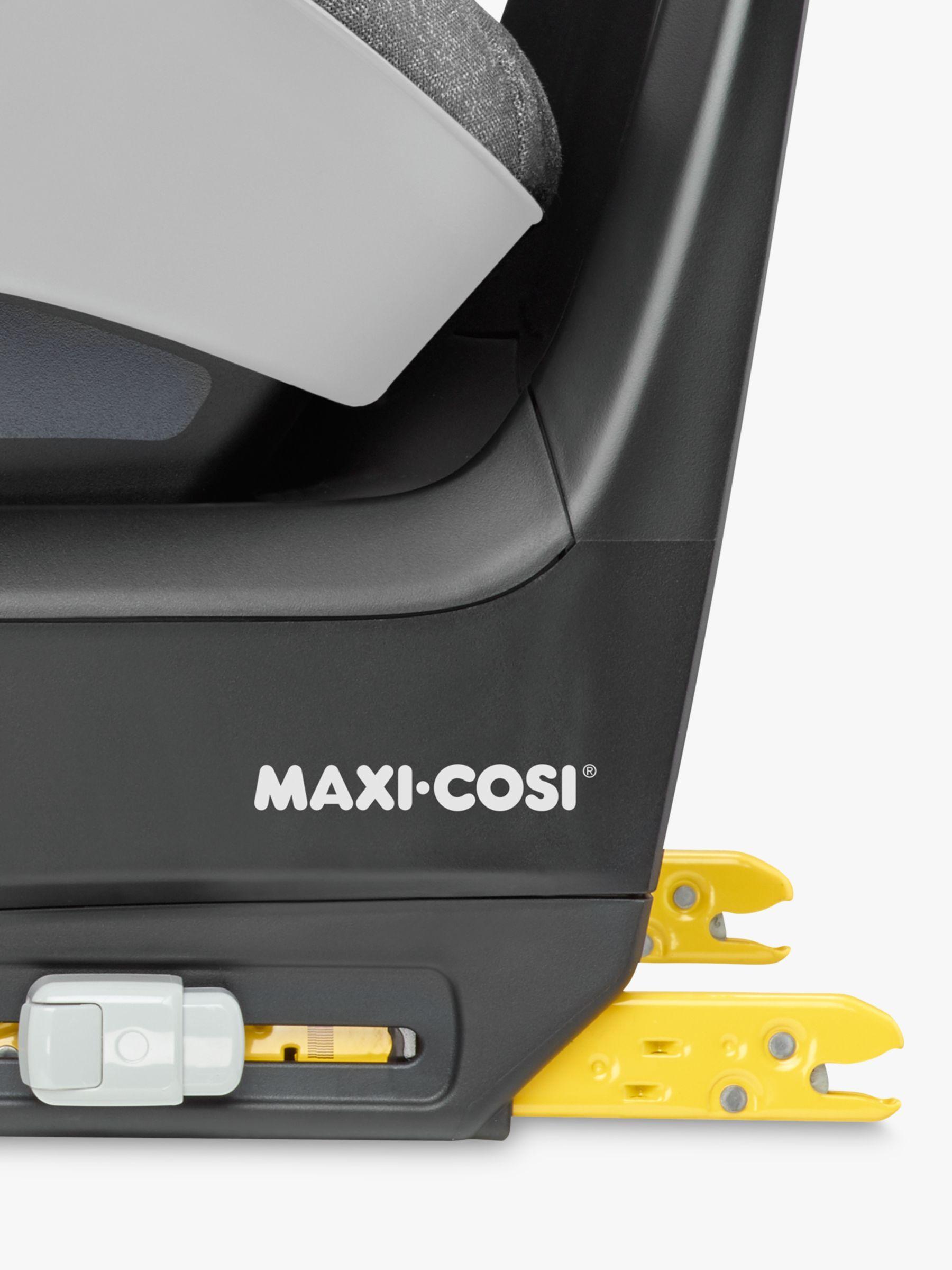 Maxi Cosi Babyfix I Size Car Seat Base Black In 2020 Car Seats Car My Size
