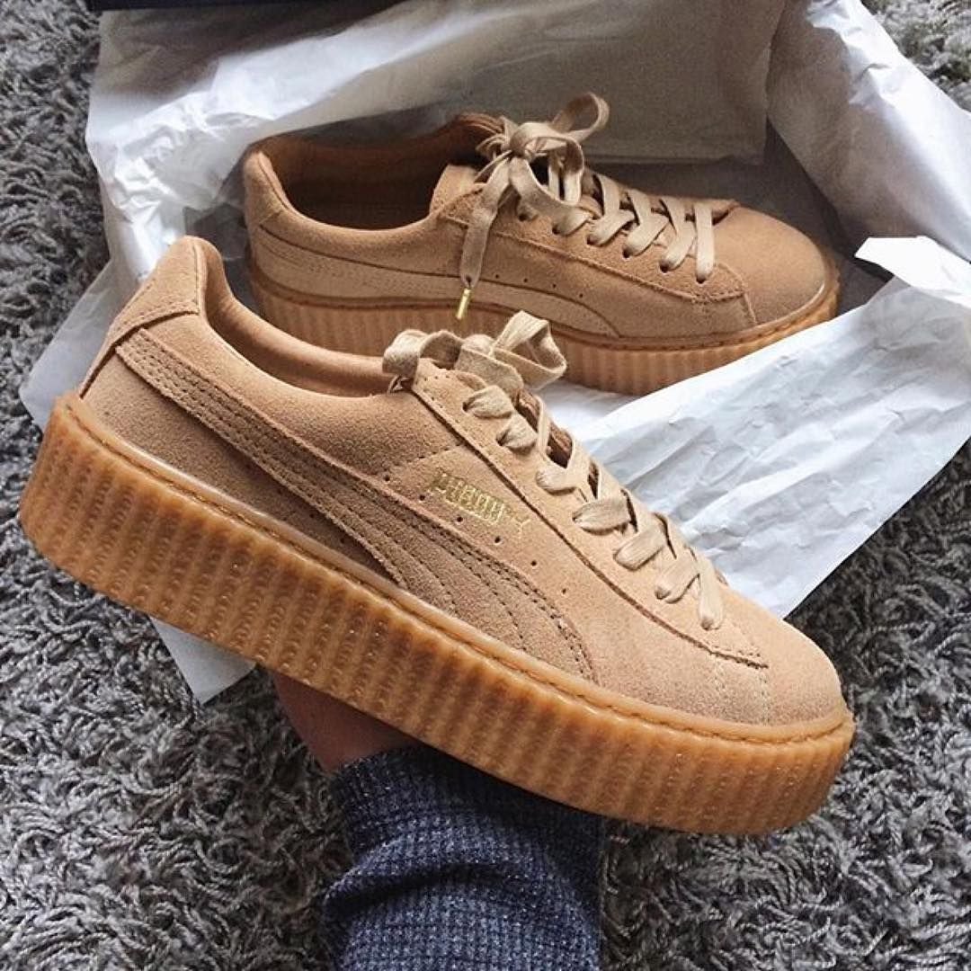 CLEATED CREEPER SUEDE - CHAUSSURES - Sneakers & Tennis bassesFenty Puma by Rihanna VYqUkjjqe