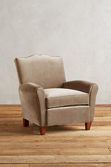 Velvet Corbetta Chair - anthropologie.com