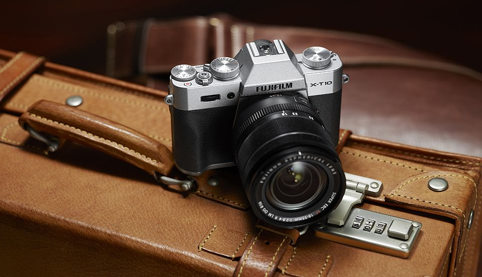 Fujifilm has revealed the Fujifilm X-T10, an affordable version of their compact flagship camera, the X-T1.