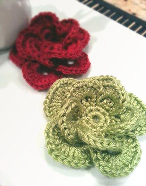 Free Crochet Flower Pattern And Video Tutorial Wagon Wheels Free