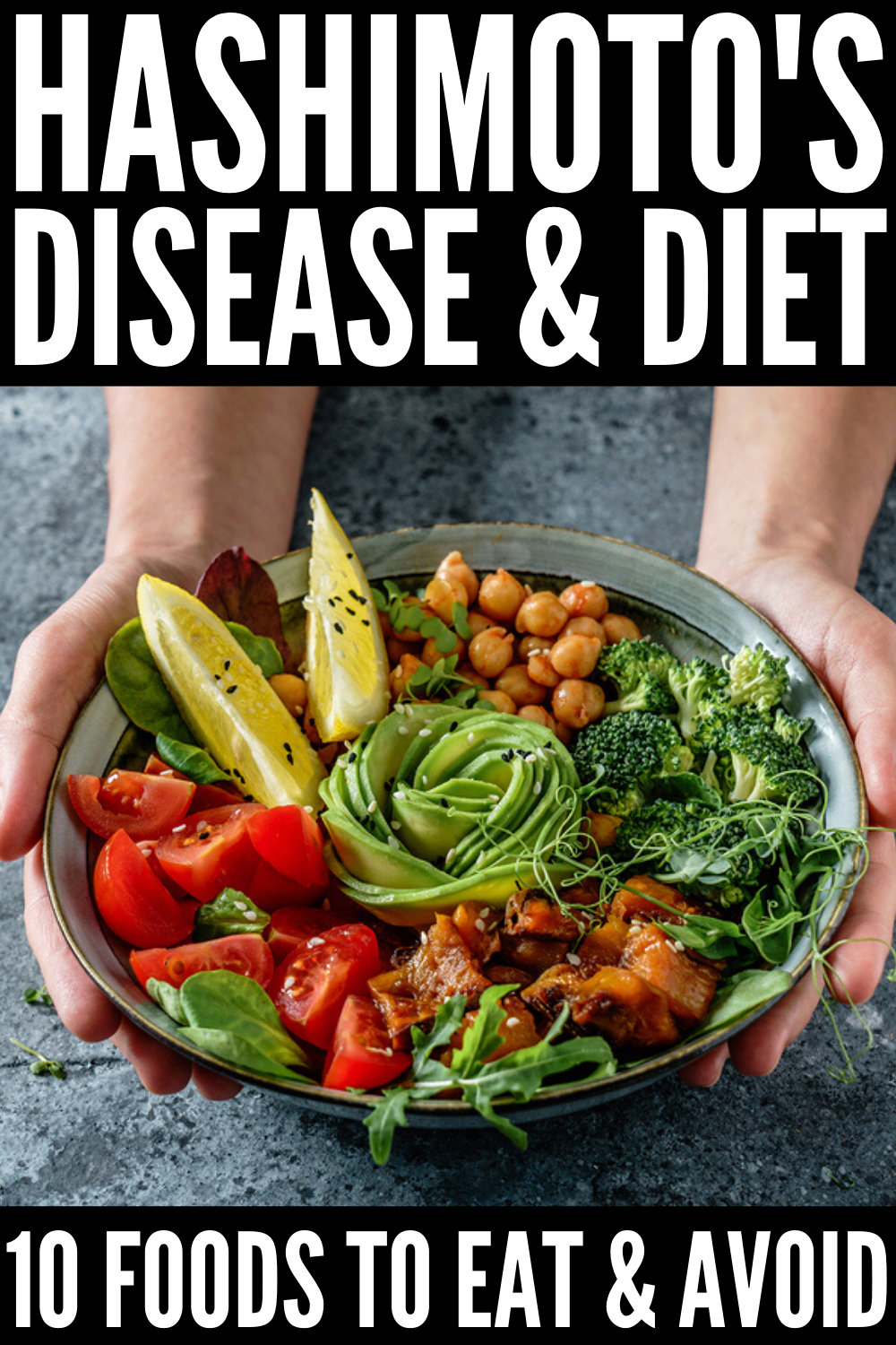 Hashimoto S Disease Diet 10 Foods To Eat And Avoid Healthy Eating Menu Heart Healthy Recipes Cholesterol Diet And Nutrition