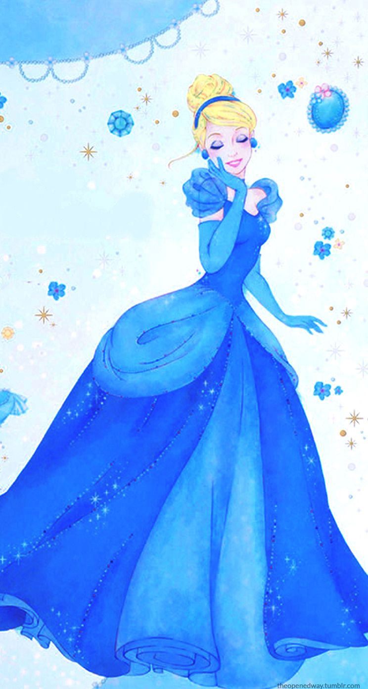 Some Mountains Are Slain — Disney Princess iPhone Wallpapers