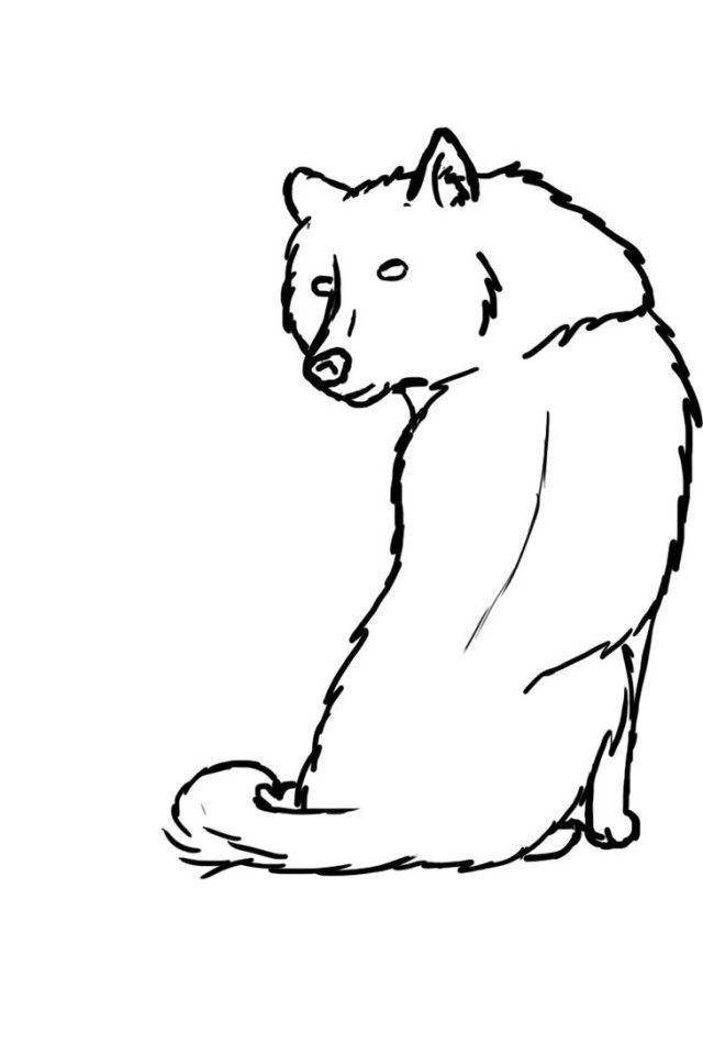 Husky Coloring Pages | Artwork✏ ~Arts and Crafts~ | Pinterest ...