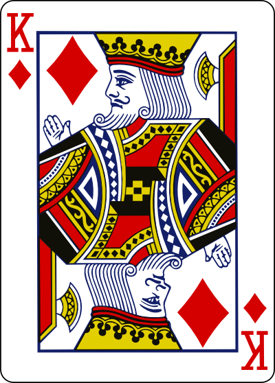 Method of Fortune Telling With Ordinary Playing Cards