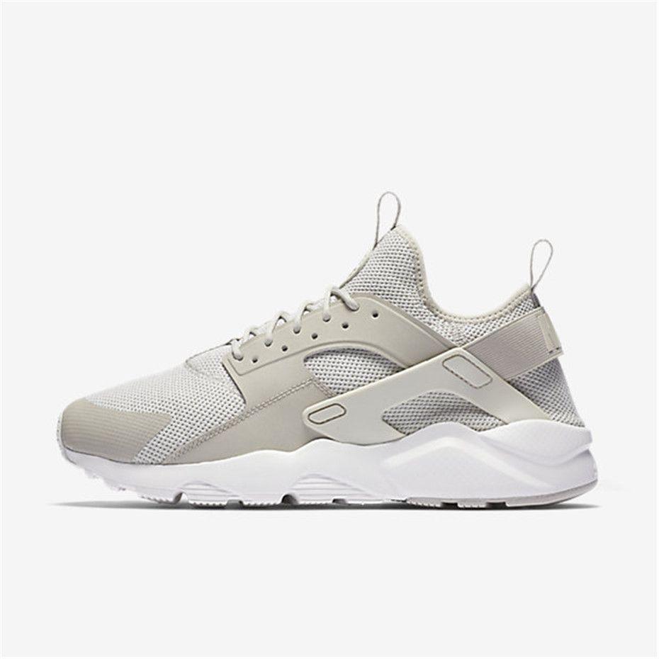 check out 83291 85b76 Nike Air Huarache Ultra Breathe (Pale Grey  Summit White  Pale Grey)
