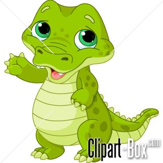 Clipart Baby Alligator Dibujos De Animales Tiernos Cocodrilo Animado Dibujos De Animales