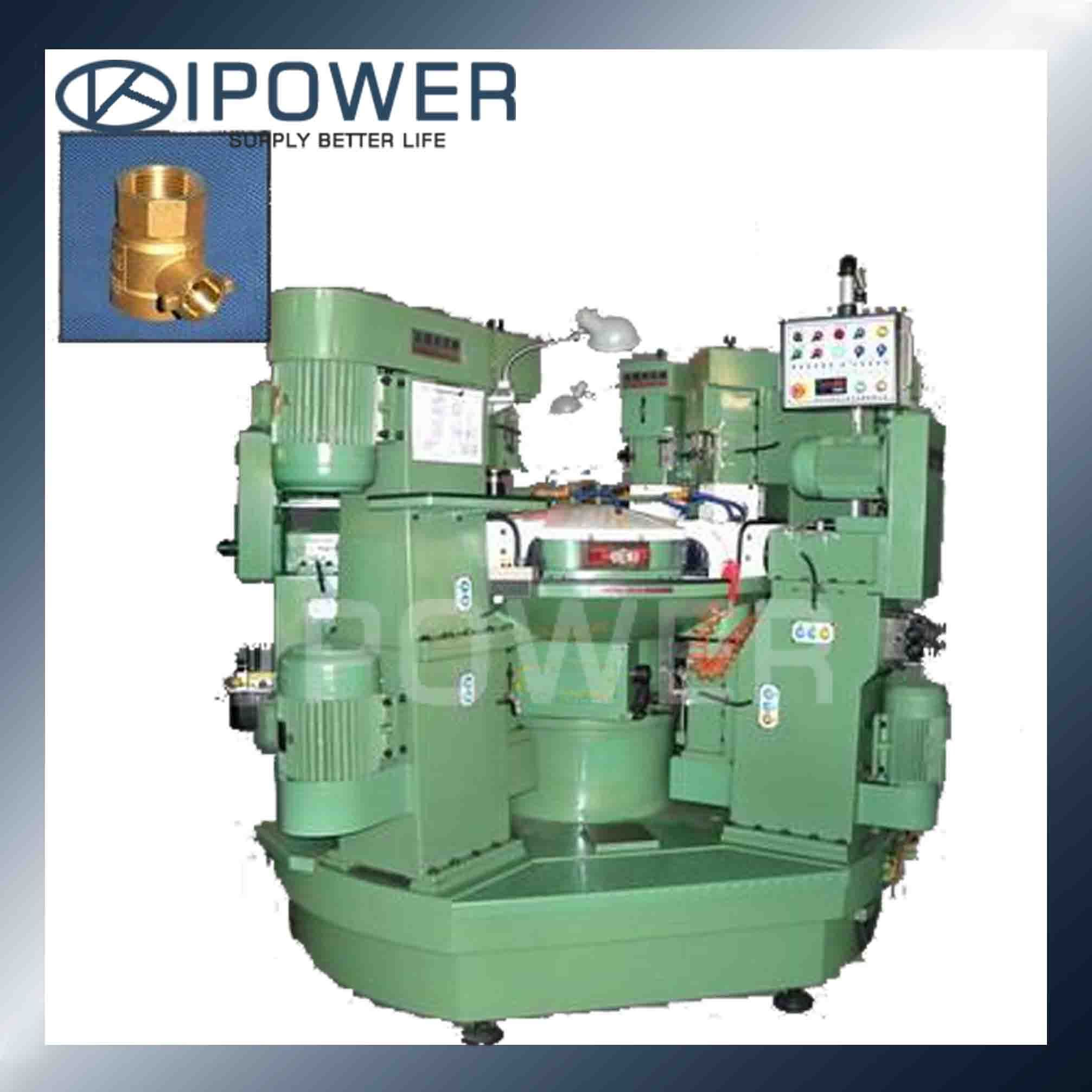 Ball Valve Body Rotary Transfer and Unit Machine The