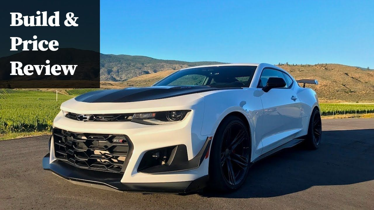 2019 Chevrolet Camaro Zl1 1le Coupe Build Price Review Specs Safet Chevrolet Camaro Zl1 Chevrolet Camaro Camaro Zl1