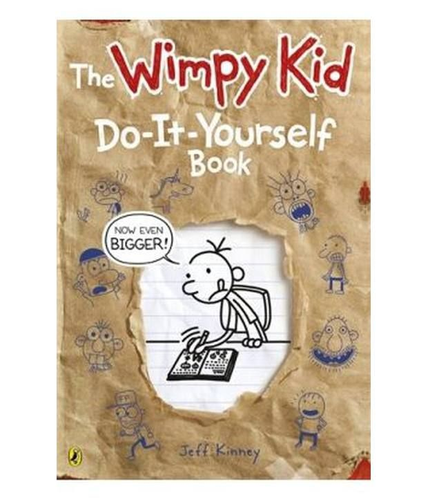 Diary of wimpy kid do it yourself book now even bigger speaks about diary of wimpy kid do it yourself book now even bigger speaks about a series solutioingenieria Image collections