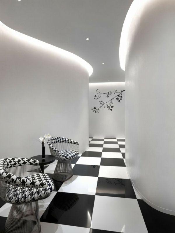 Der Club Hotel in Singapur von Ministry of Design - indirekte ...
